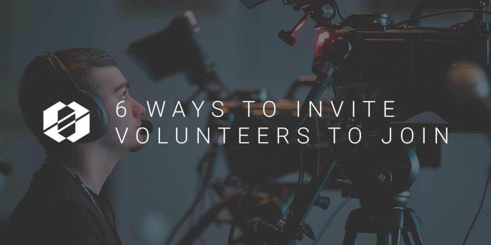 6 Volunteer invitation ideas - SALT Community