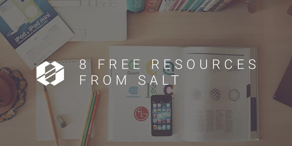 Eight Free Resources from SALT