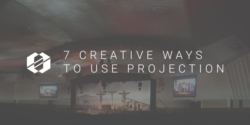 7 Creative Ways to Use Projection