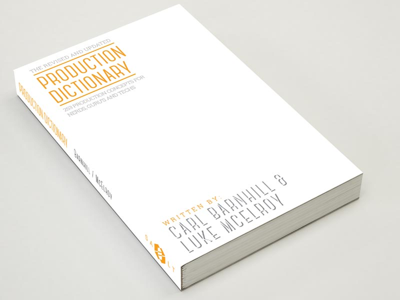 Free Download - The Production Dictionary