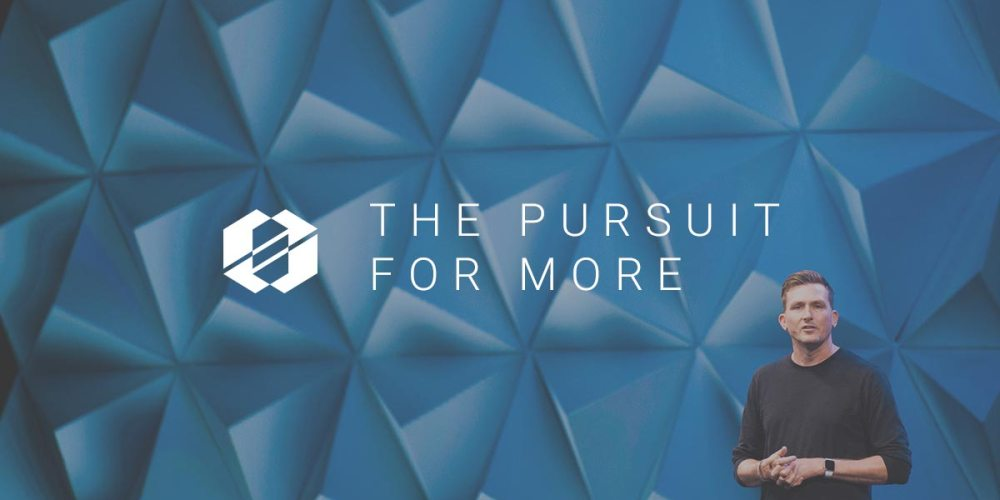 Pursuit of more - Whitney George