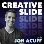 Great Podcasts for Creatives - Creative Slide