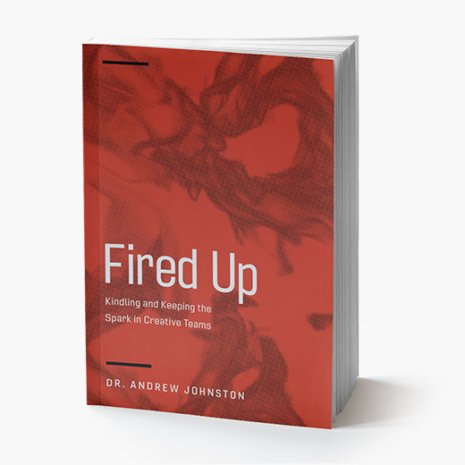 Book: Fired Up - Andrew Johnston