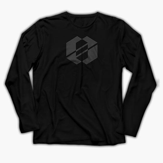 Long Sleeve Shirt - Black