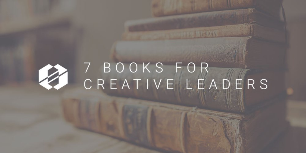 Books for Creative Leaders: 7 Must Reads from SALT Community