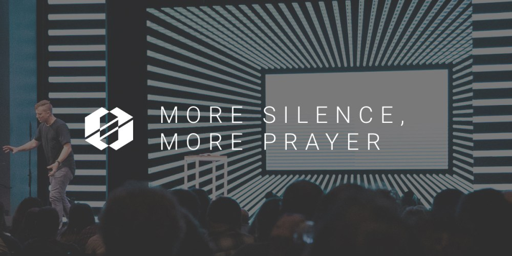 Silence and Prayer