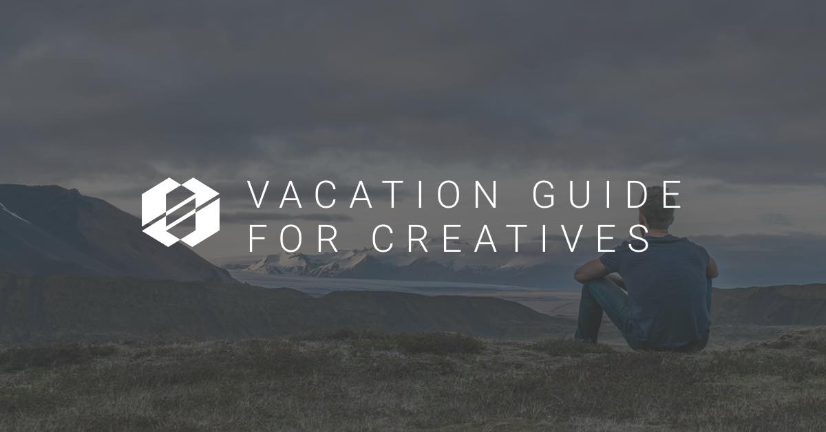 creatives vacation guide