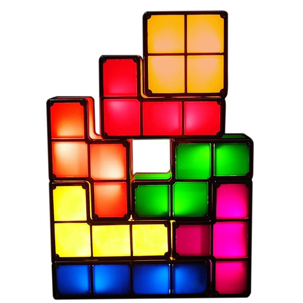 Tetris Lamp - Creative Christmas Gift