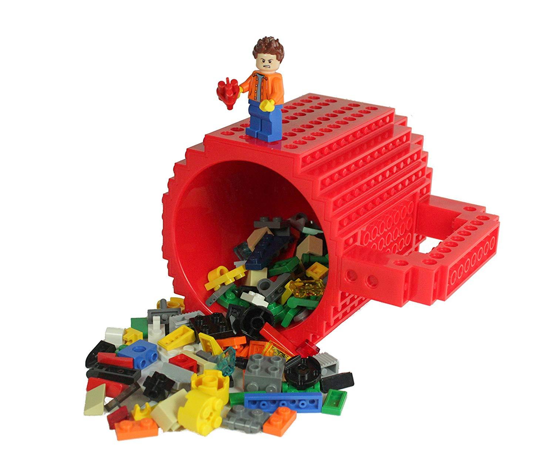 Build-on Brick Mug - Creative Christmas Gifts