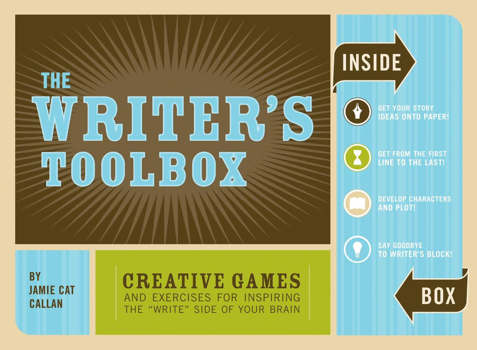 Writers Toolbox - Creative Christmas Gifts