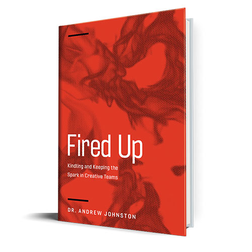 Fired Up Book