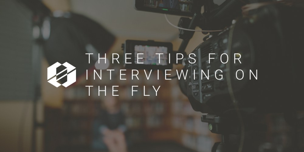Three Interview tips