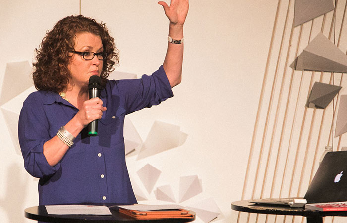 Christine Kreisher - SALT Conference Speaker