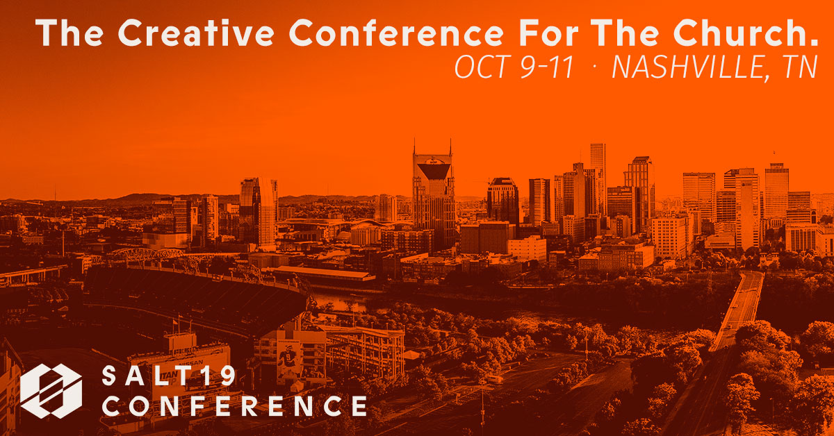 The Creative Conference For The Church - Nashville, TN