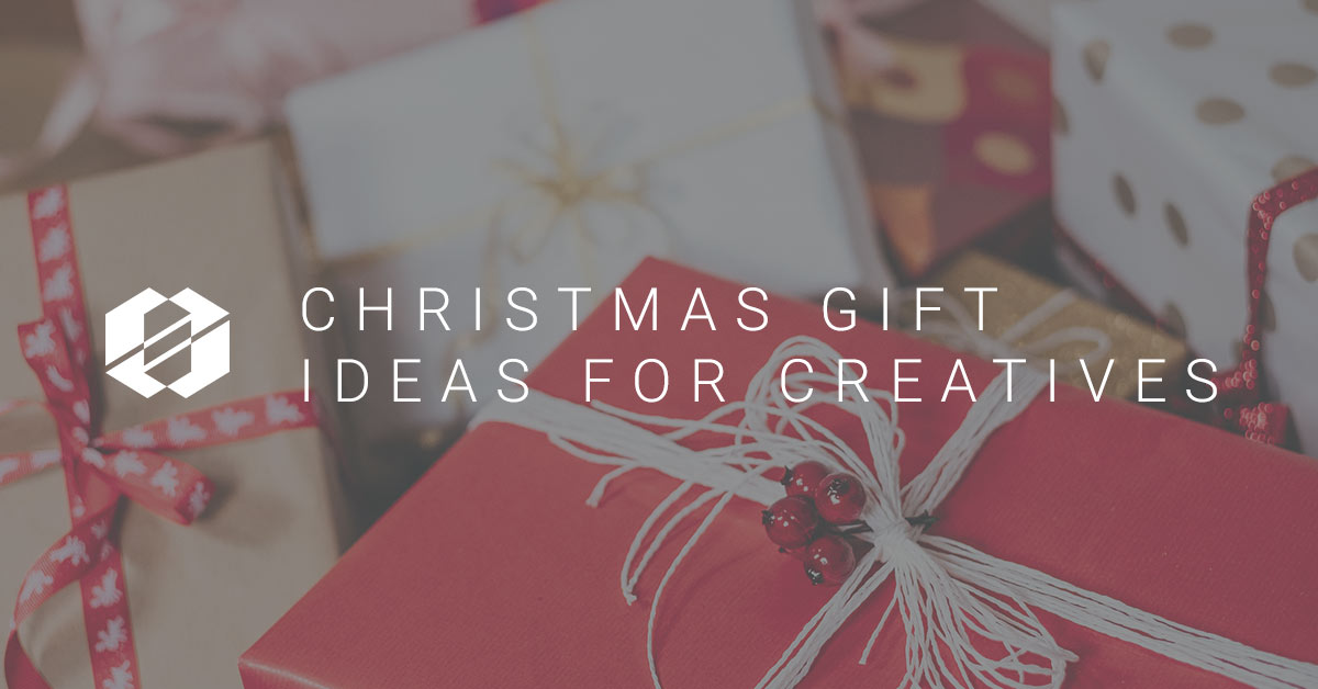 Christmas Gift Ideas for Creatives - 2019