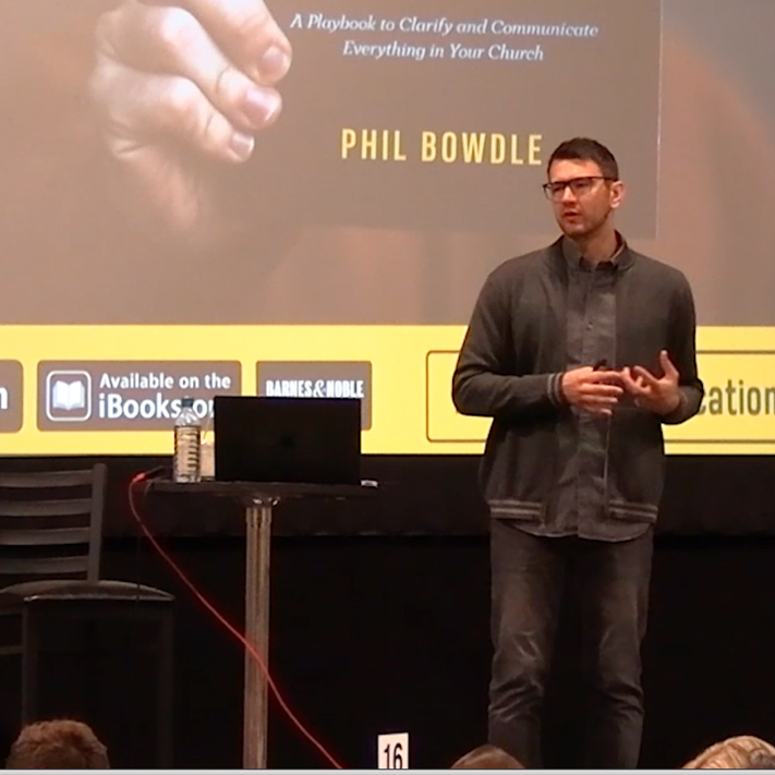 SALT university - Communications Playbook with Phil Bowdle