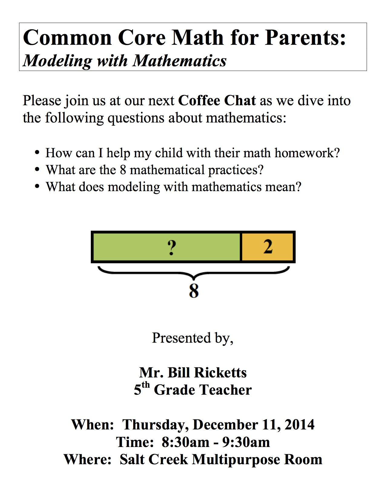 Coffee Chat Topic Modeling With Mathematics This