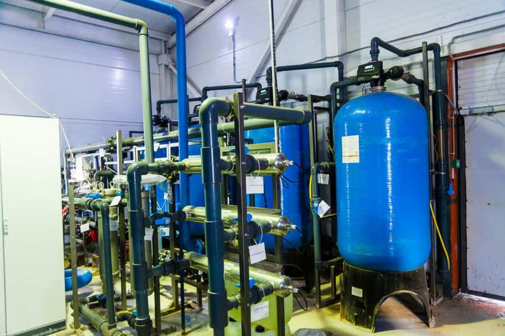 Промышленные системы очистки воды Промышленные системы очистки воды
