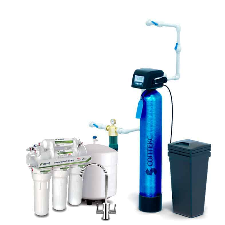 Фильтр для воды в коттедж