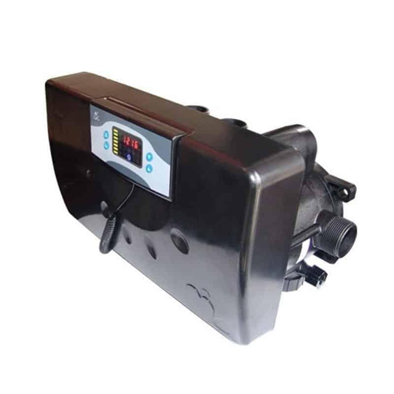 Блок управления RUNXIN ТМ.F88A Twin. Умягчение Системы очистки воды для коттеджей