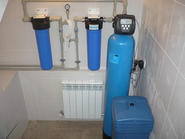 фильтры для воды Умягчитель воды для ресторана