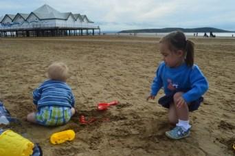 Sand babies