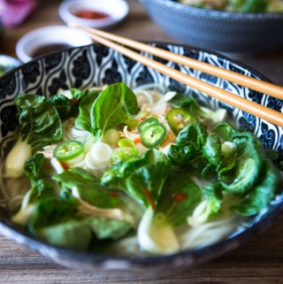 Easy Weekday Chicken Pho