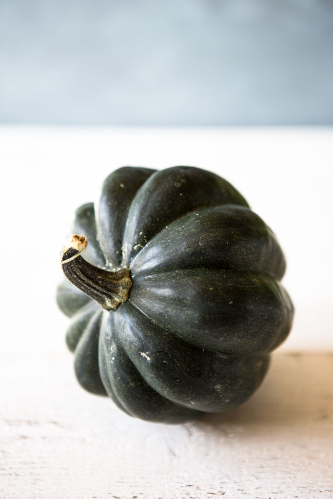 Acorn squash is chock-full of vitamins C, providing 20% of the recommended daily allowance in 1/2 a cup.