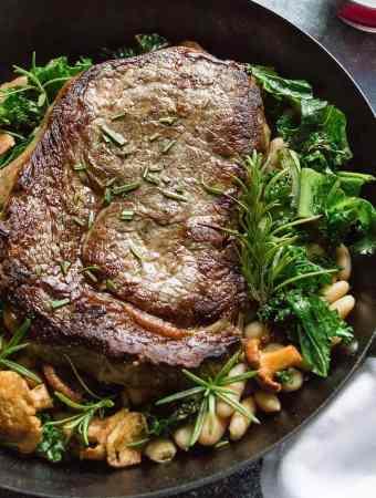 How To Make An Epic Rib Eye Steak