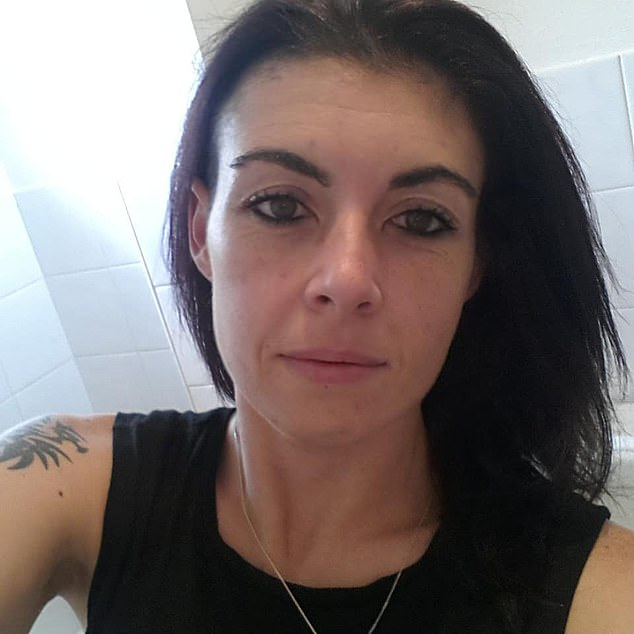 Najma Carroll (pictured) was found in bushland near Sandy Point Quarry in Menai on July 29