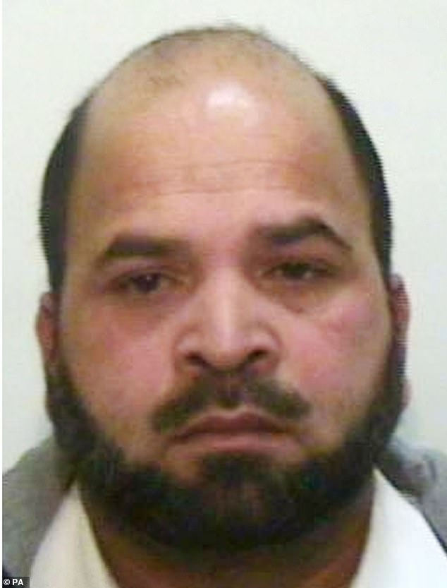 Abdul Rauf was pictured in Rochdale years after the Home Office said he would be deported