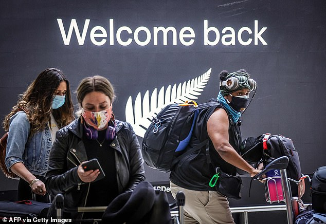 The Australian and NZ borders have been shut to almost all non-citizens since March last year, with both countries requiring arrivals to spend a fortnight in quarantine