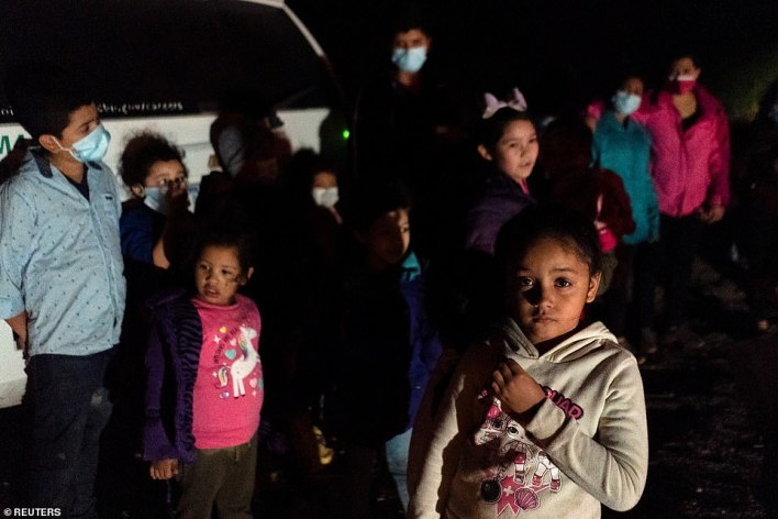 In March, a record number of 19,000 unaccompanied minors arrived at the southern border while thousands of adults are also risking their lives to try and get into the U.S. by way of Mexico