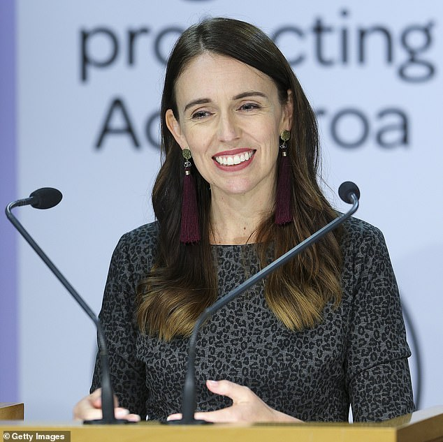 Jacinda Ardern admitted New Zealand has 'absolutely missed' Australians during the pandemic