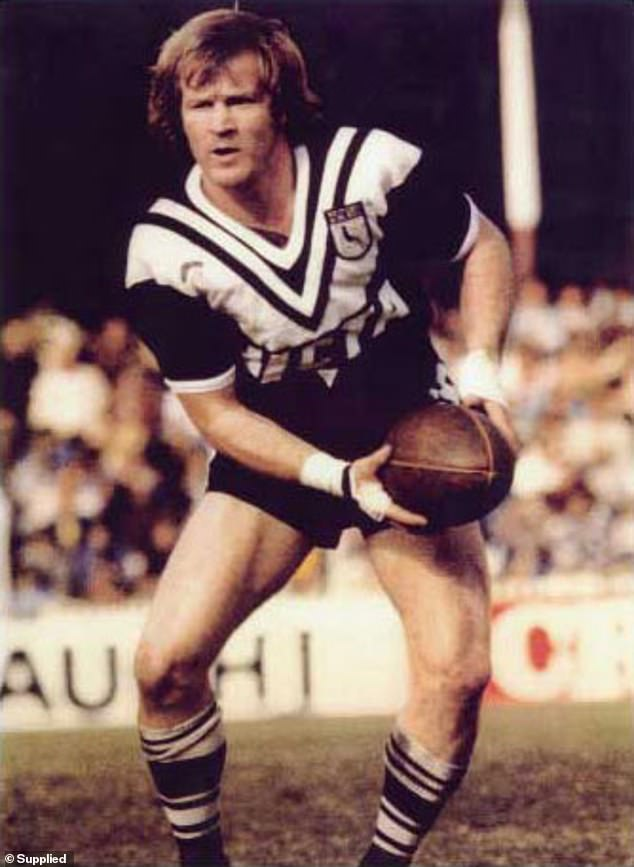 Raudonikis' gritty toughness made him a hero to impressionable young Magpies fans