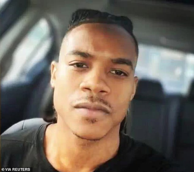 Green, 25, died in Friday's attack, which saw him ram his car at the Capitol barricades