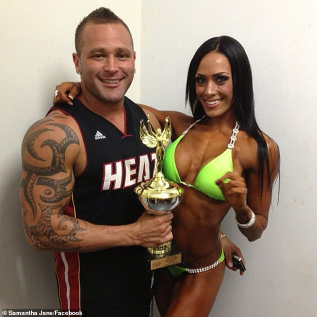 Samantha Jane Heron was a high achiever who excelled in athletics before going on to compete overseas in world champion body-sculpting events
