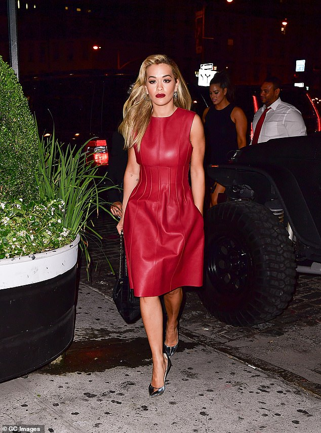 Singer Rita Ora arrives at Soho House in New York in 2016. The exclusive club was opened in 2003, and members have shown remarkable loyalty during the COVID-19 pandemic, with only 10% canceling their memberships