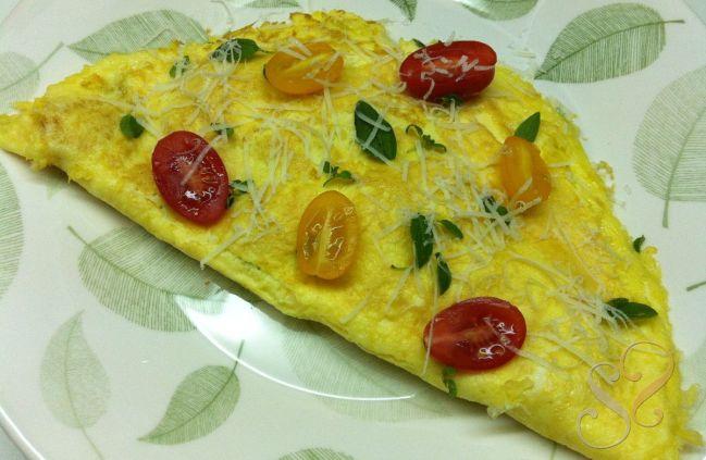 Omelete Primavera