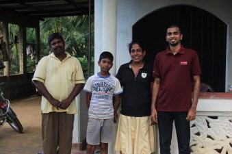 Kottukachchiya Farming Family