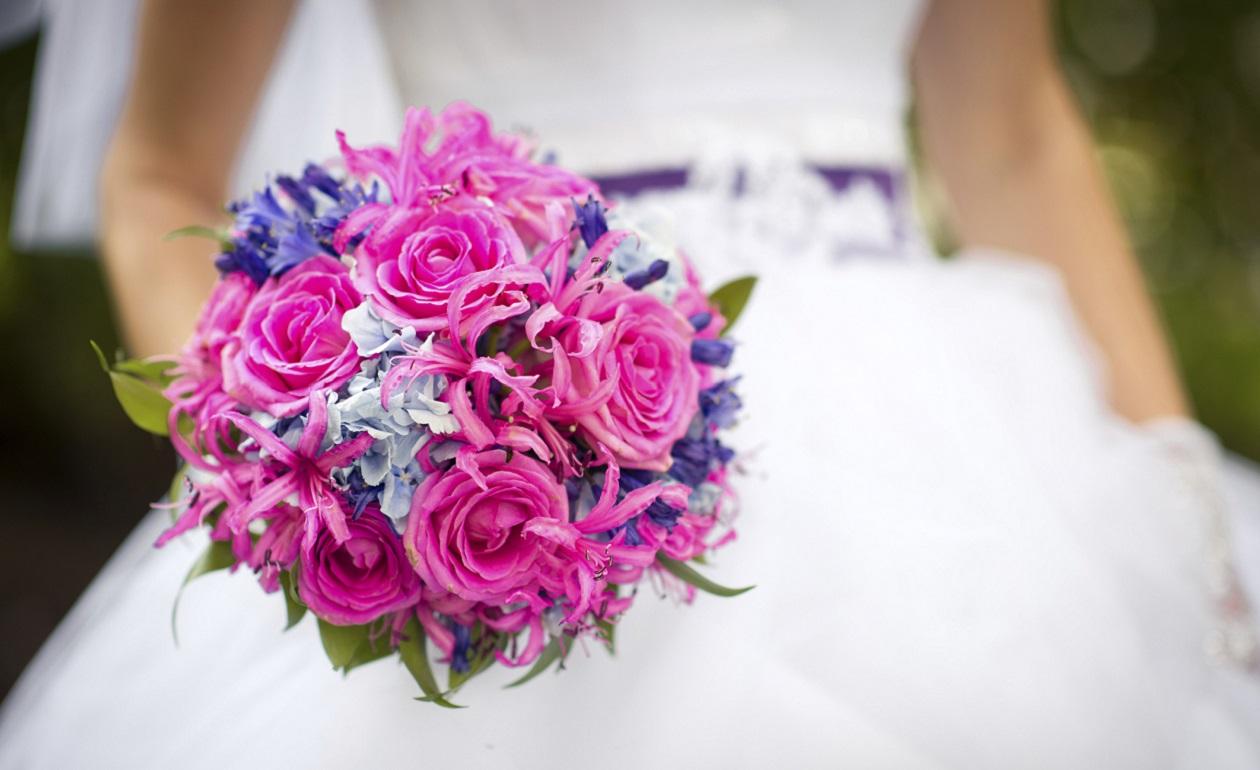 Cómo elegir tu ramo de boda? – Saltimex Travel