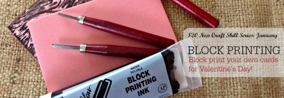Block Printing Banner