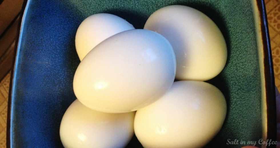 Duck Eggs 4