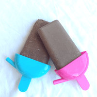 homemade fudge pops recipe