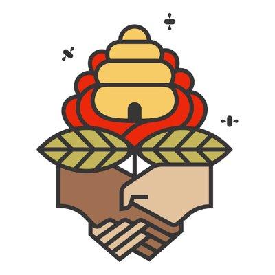 Logo of The Democratic Socialists of Salt Lake