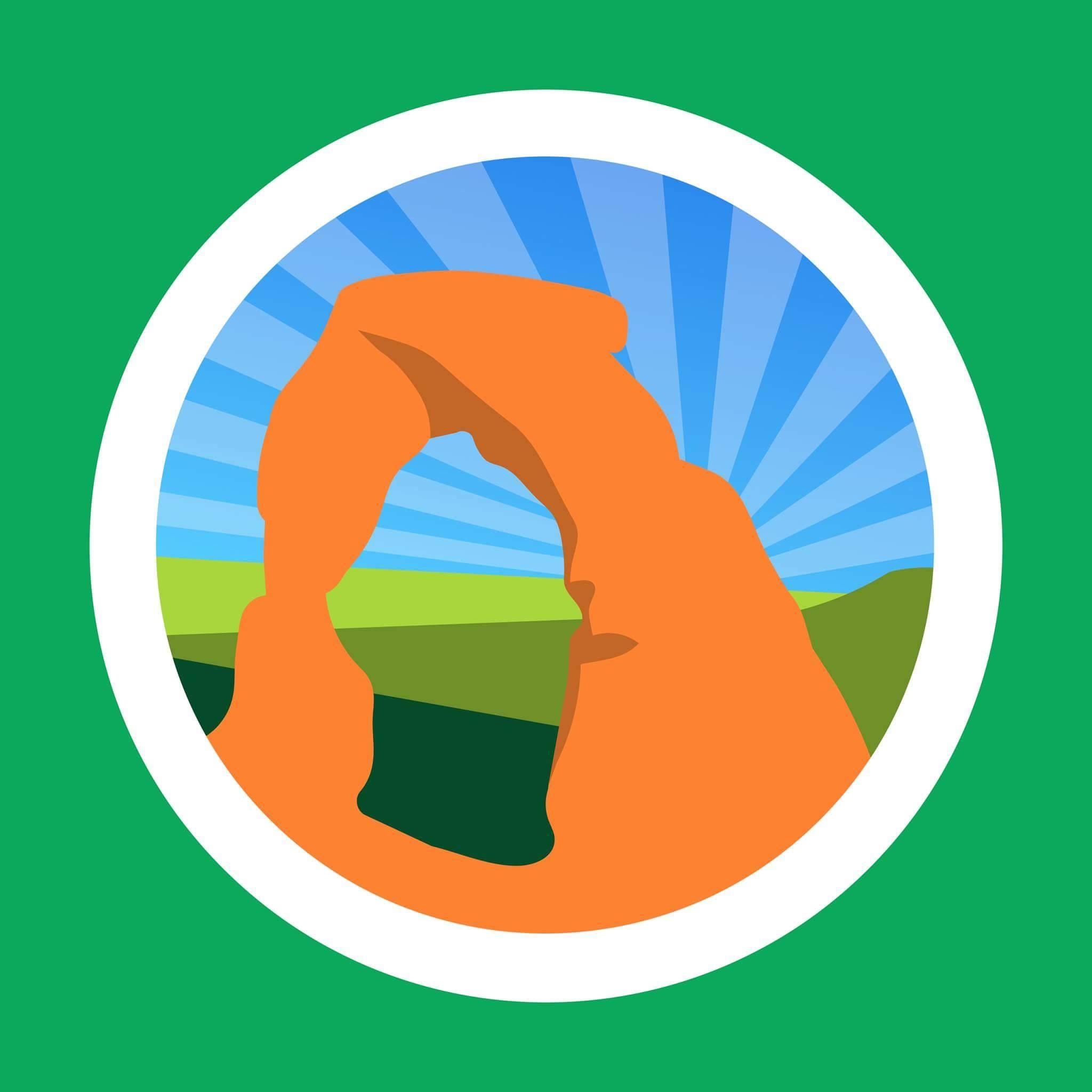 Green Party of Utah Logo