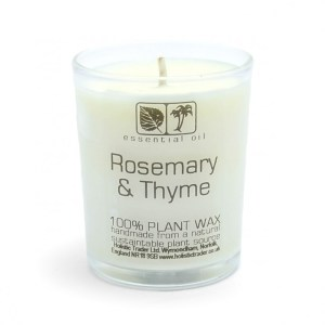 Votive Candle - Rosemary & Thyme