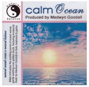 Calm Ocean CD By Medwyn Goodall