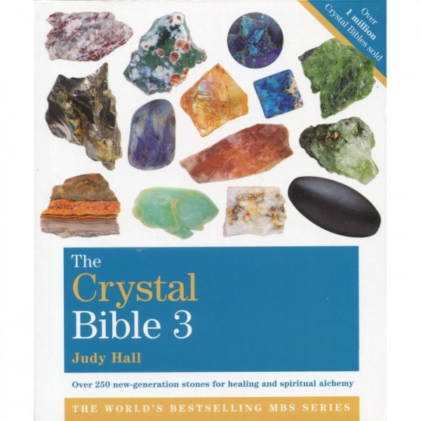 The Crystal Bible - Volume 3 (Book)