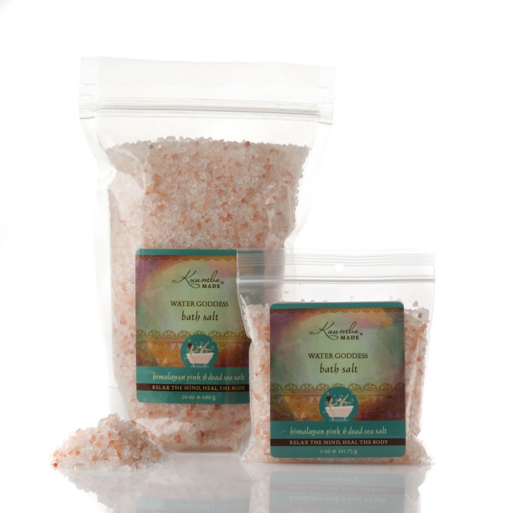 Kuumba Made Water Goddess Bath Salt - Small 5oz